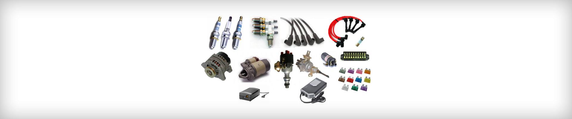 Электрооборудование и комплектующие к ним
